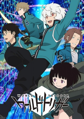 Импульс Мира (второй сезон) / World Trigger 2nd Season